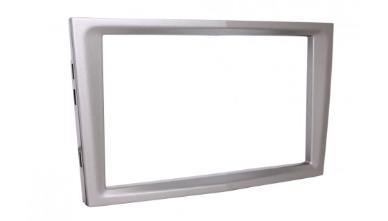 RTA 002.150P11-0 Double DIN Professional Lens , silver gray metallic Opel with bend 04 >