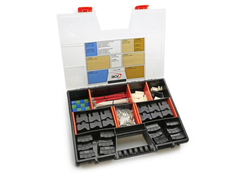 ACV ws2 Workshop assortment quadlock