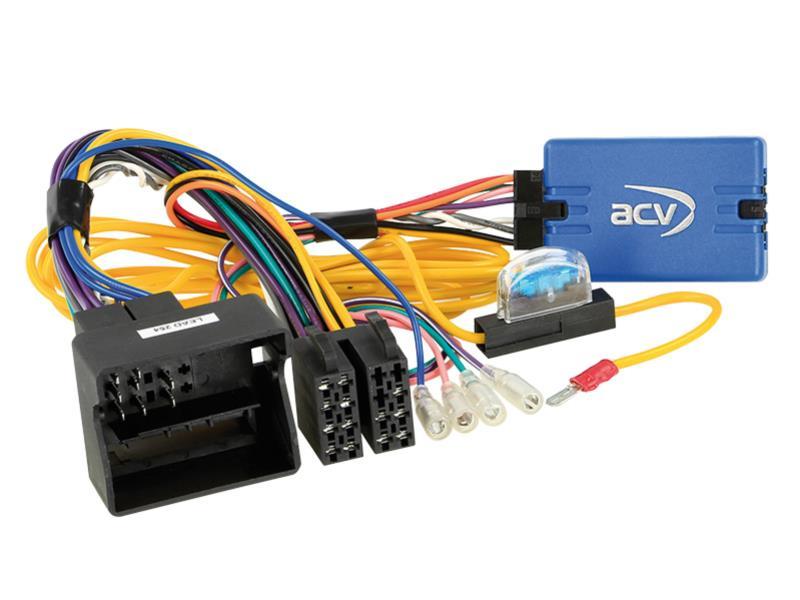ACV 42-MC-511 SWC Mercedes Vito ( Audio 15 ) > Blaupunkt