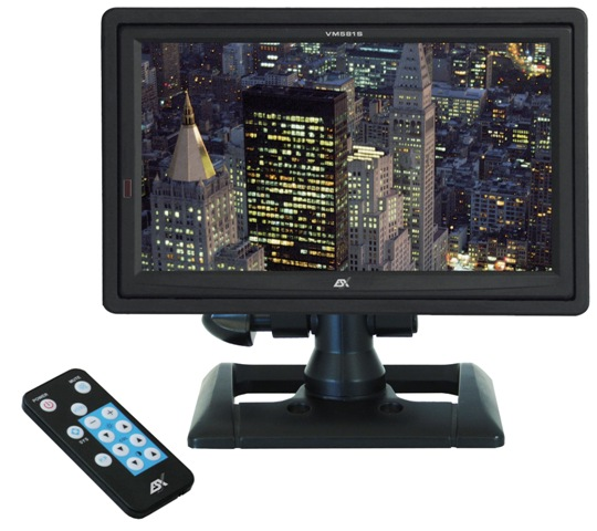 """VM581S ESX ESX 5.8 """"TFT Monitor VM 581 S"""
