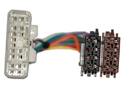 RTA 004.181-0 Adapterkabel fahrzeugspezifisch für ISUZU und OPEL Fahrzeuge
