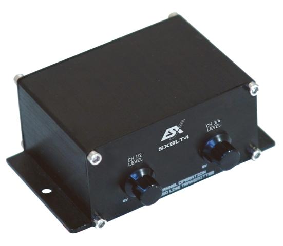 ESX SX-BLT4 ESX Symmetrischer Line Übertrager SXBLT4