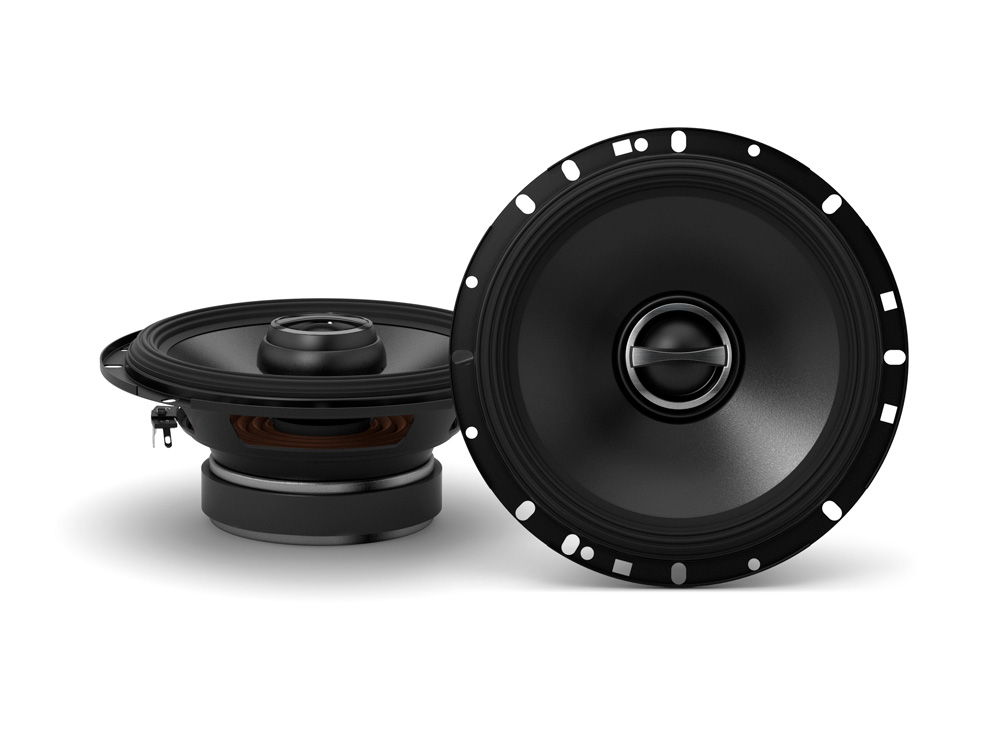 Alpine S-S65 16,5 cm (6,5 Zoll) 2-WEGE-KOAXIAL-LAUTSPRECHER 1 Paar 240 Watt Speaker