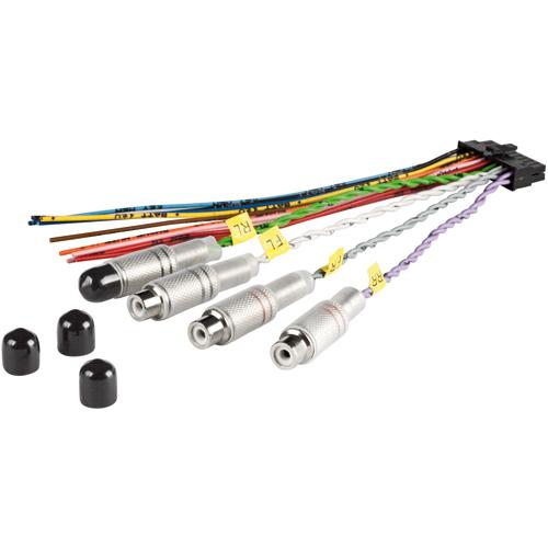 Audison CBT1 RCA MULTIPOLE CONNECTOR BIT TEN ADAPTER - Adapter Kabel für bit Ten