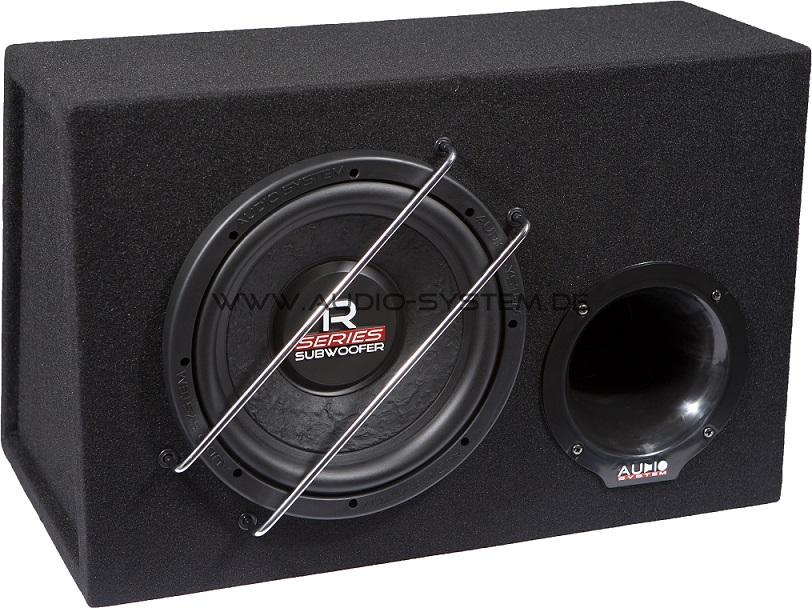 Audio System R 10 PLUS BR Radion HIGH EFFICIENT subwoofer bass-reflex enceinte