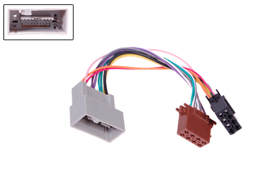 RTA 004.363-0 Vehicle-specific adapter cable
