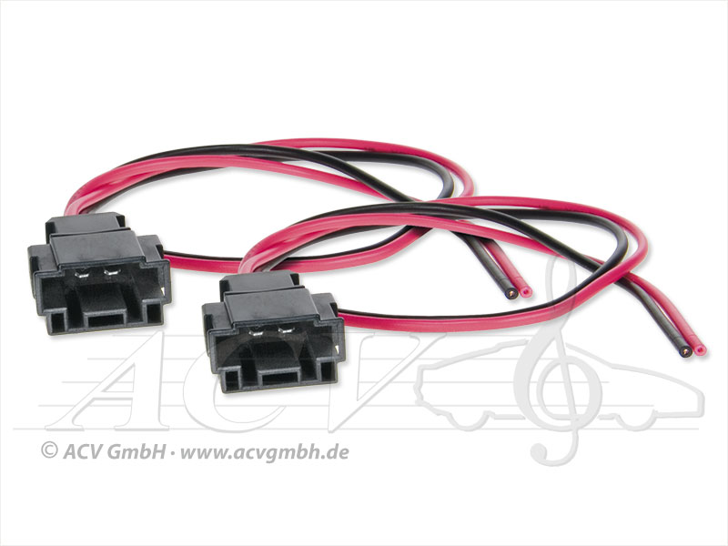 ACV 1193-01 Mercedes Speaker Adaptor Cable