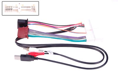 RTA 004.443-0 Adapterkabel fahrzeugspezifisch Hyundai und Kia