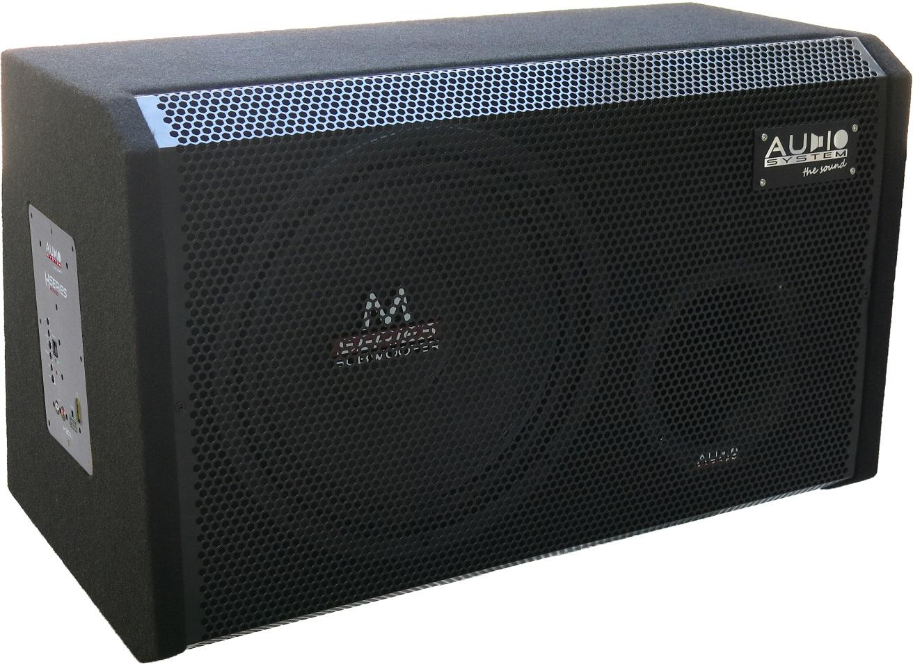 Audio System M 12 ACTIVE Bassreflexgehäuse mit M 12 + CO-200.1 Subwoofer + Monoamplifier