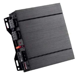 Audio System X75.4D 4-Kanal Verstärker Class D 4 x 125 Watt RMS Digitaler Verstärker X 75.4D