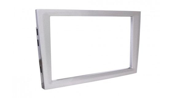 RTA 002.144P16-0 Double DIN Professional Lens , aluminum , Opel without kink 00 >