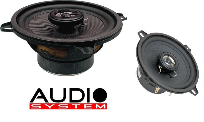 Audio system MXC 130 130 mm Coaxialsystem MXC130