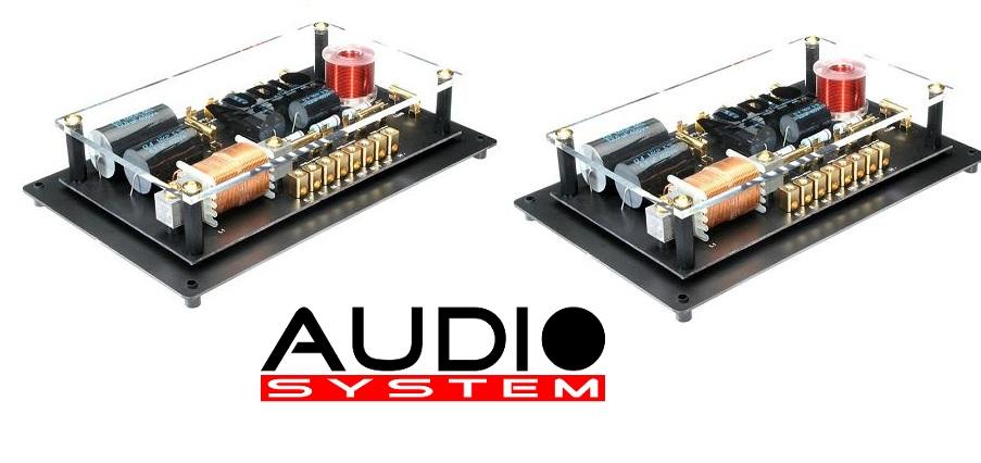 Audio System FWHX-1 2-Wege Frequenzweiche FWHX1