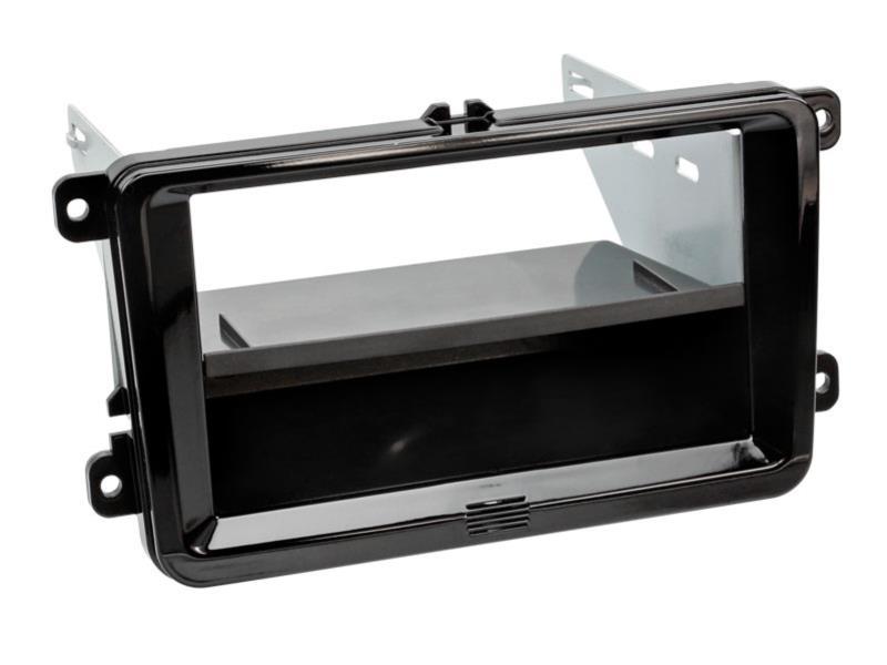ACV 281320-30-2  2-DIN RB mit Fach Seat / Skoda / VW Klavierlack / schwarz