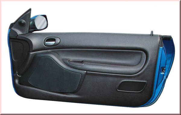 Jehnert Doorboard für Peugeot 206 alle Modelle