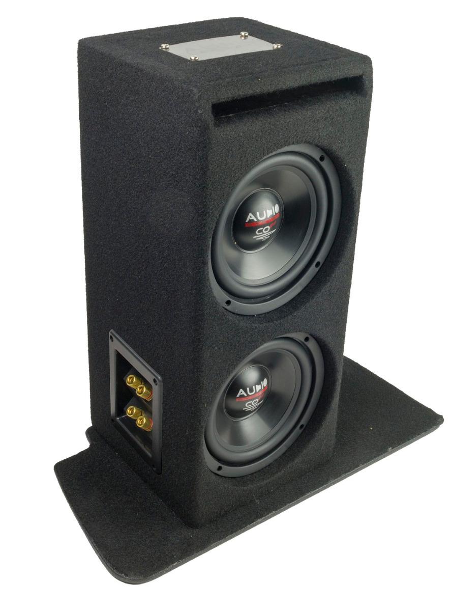 Audio System BR-2 CO 06 VITO Bassreflexgehäuse für MERCEDES VITO 500 Watt