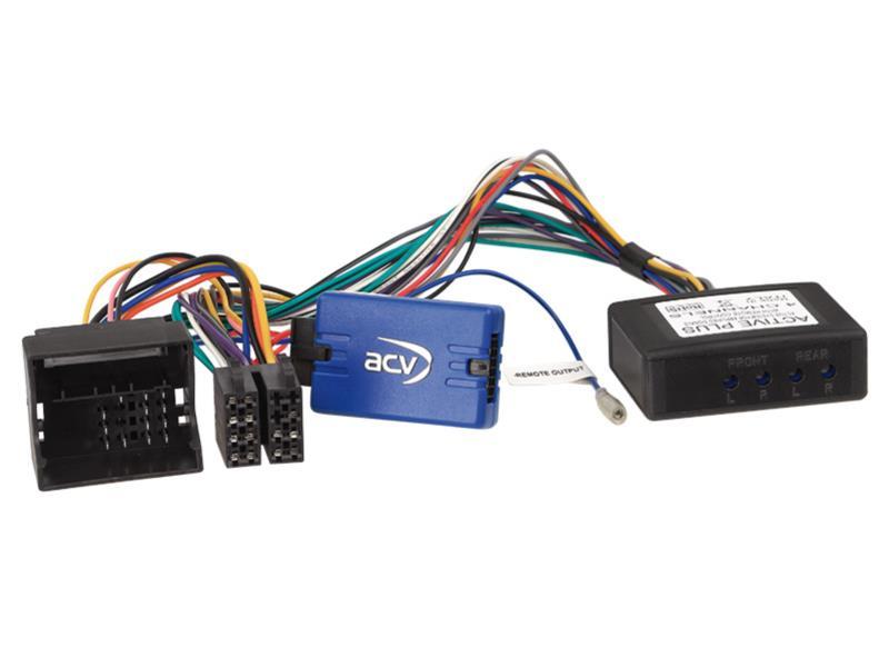 ACV 42-BM-907 SWC BMW 3 / 5 / X5 mit Soundsystem > JVC