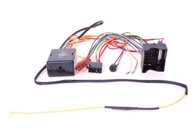 RTA 032.340-0 CAN Bus Multimedia Interface mit plug + play Kabelsatz für 1er und 3er BMW