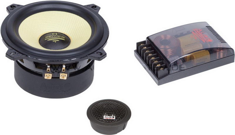 AUDIO SYSTEM H 130 EVO 2-Wege System