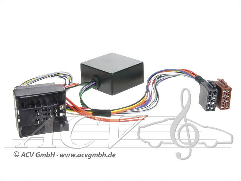 ACV 1324-51 Audi Aktivsystemadapter (Infinity)