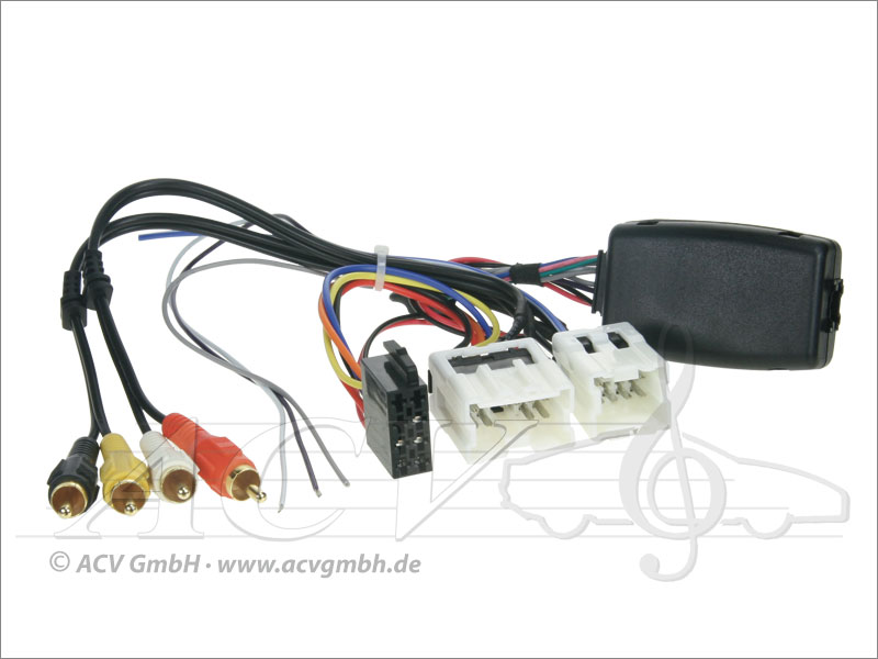 42-1214-401 Wheel Adapter Nissan avec un système actif -> VDO