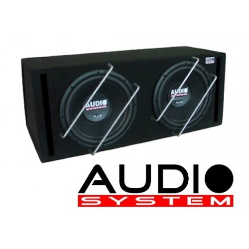 Audio System M 10 BR-2 bass reflex cabinet with 2x M10BR-2 M 10