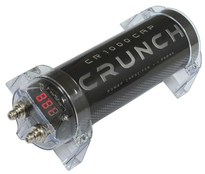 Crunch Power Cap CR1000 Kondensator CR1000CAP