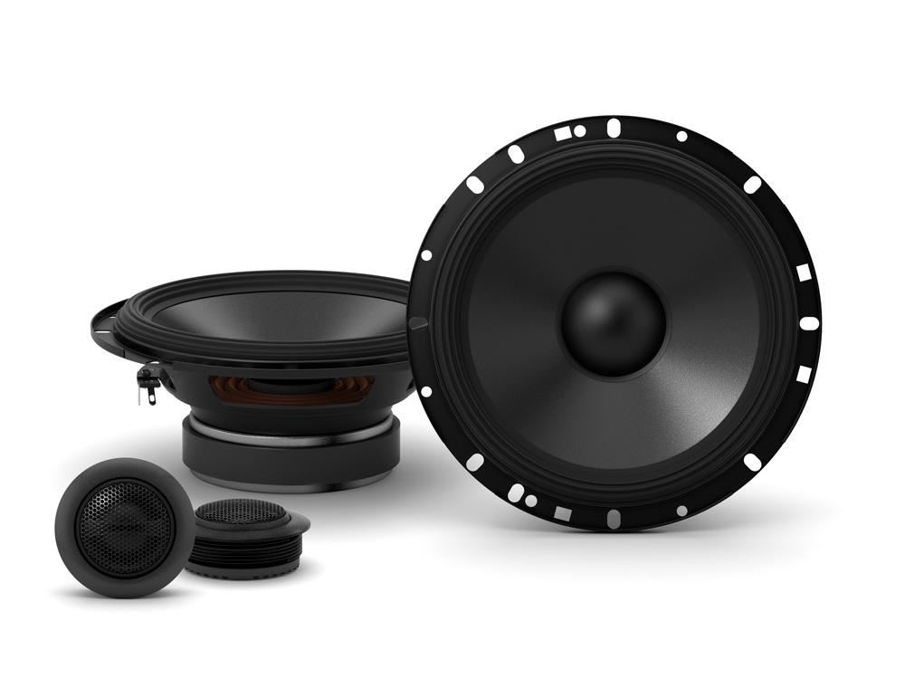 Alpine S-S65C 16,5 cm (6,5 Zoll) 2-WEGE-KOMPONENTEN-LAUTSPRECHER 240 Watt Speaker