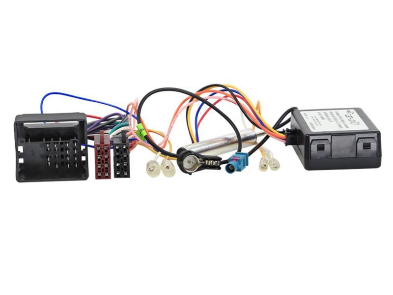 ACV 1041-45-15 CAN Bus Kit Citroen / Peugeot Quadlock - > Potenza Speaker ( ISO) + ISO Connettore + antenna