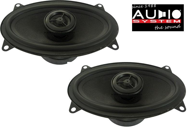 Audio System MXC 406  EVO MXC-SERIES 4x6 Coaxial System MXC-SERIES 4x6 Coaxial System