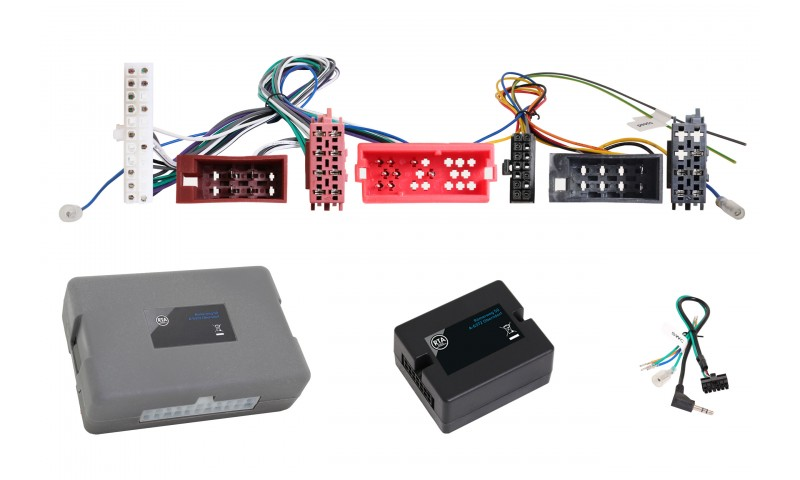 RTA 014.112-0 Adattatore del volante per i modelli con sistema