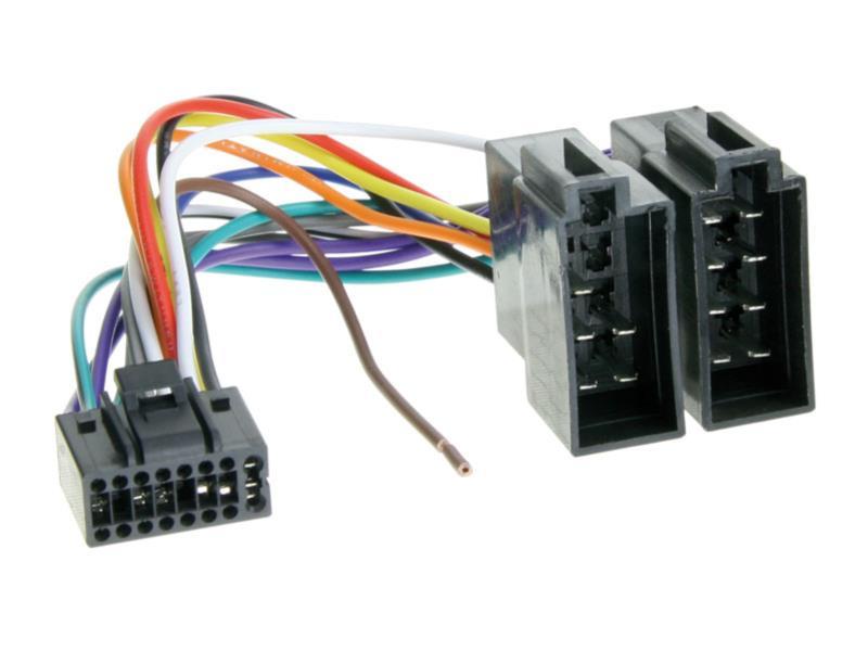 ACV 458006 RAK -> ISO CLARION VRX Serie 16 PIN