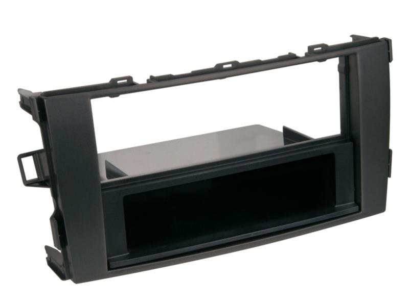 ACV 281300-13-2 2 DIN RB mit Fach Toyota Auris 2007 > schwarz