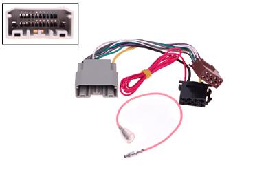 RTA 004.053-0 Adapterkabel fahrzeugspezifisch für CHRYSLER, DODGE, JEEP Fahrzeuge