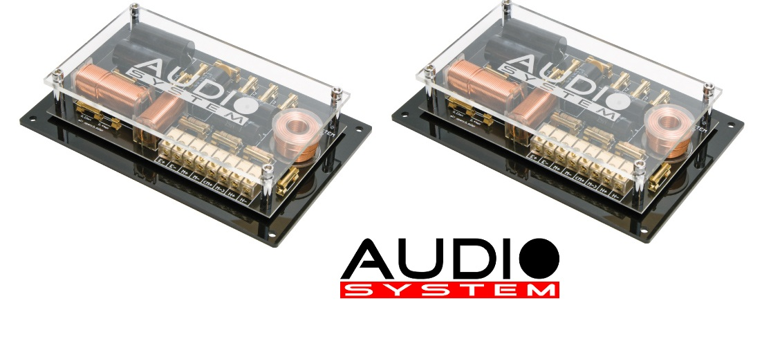 Audio System FWHX-PHASE HIGH-END 2 Wege Frequenzweiche FWHX