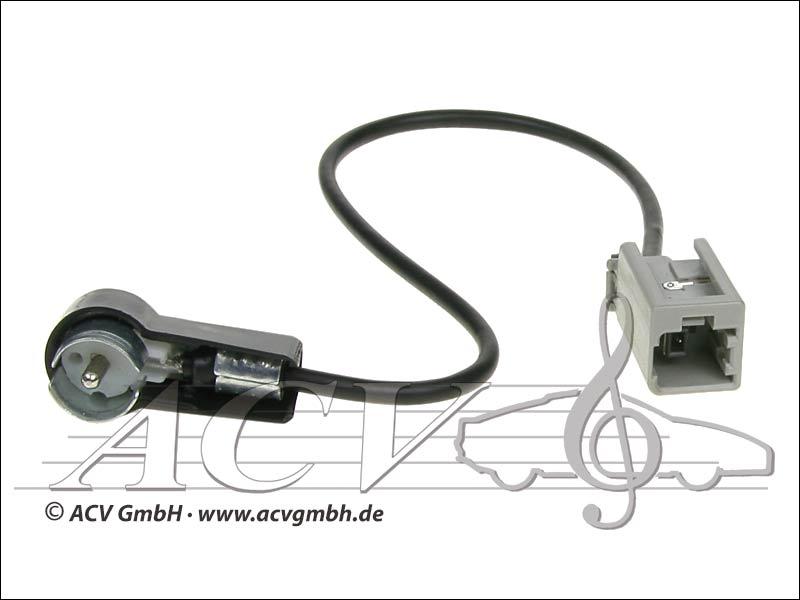 ACV 1543-02 Hyundai / Kia ISO Antenna Adapter