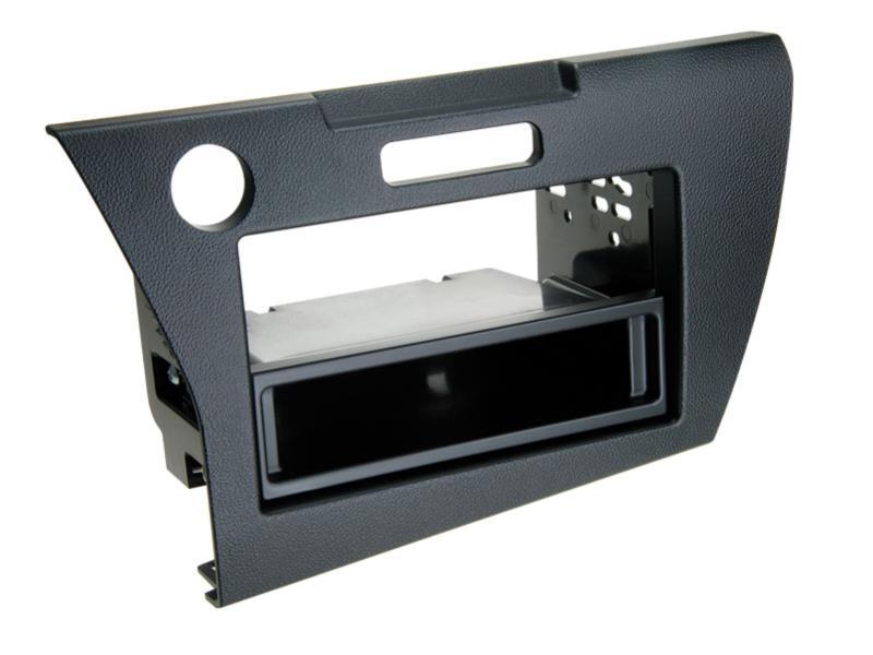 ACV 281130-13 2-DIN facia plate with pocket Honda CRZ 2010 > black