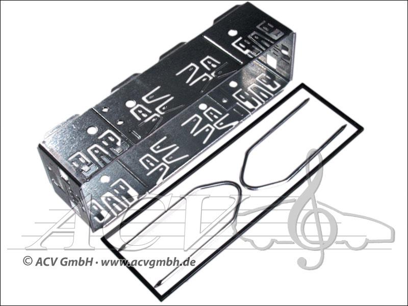 ACV 1700-33 Blaupunkt / Grundig / Philips Einbaurahmen
