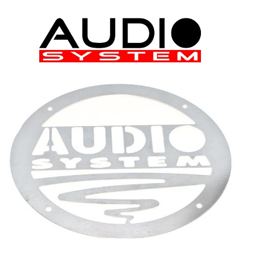 Audio System Abdeckgitter aus Aluminium für 380mm Subwoofer