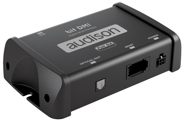 Audison bit DMI Digitales Most-Bus Interface Digital Most Interface