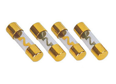 RTA 154.672-0 40A AGU gold plated - 4 pcs in Blister