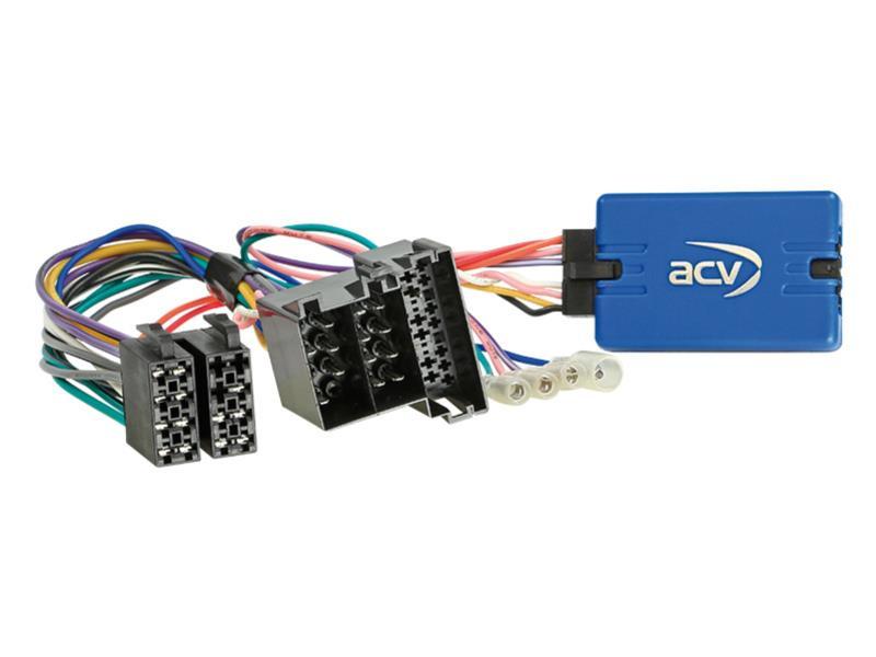 ACV 42-FO-509 SWC Ford Ka ( RU8 ) > Blaupunkt