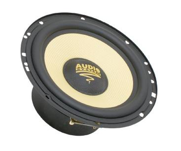 Audio System AS 165 C 165 mm Tief-Mitteltöner AS165c