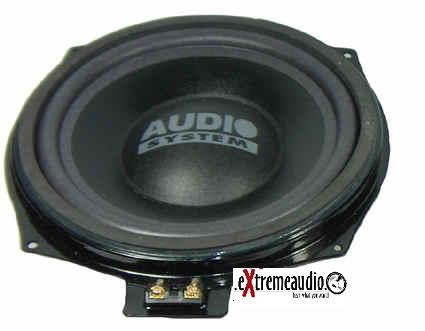 Audio System AX 08 BMW 200 mm Subwoofer AX08BMW