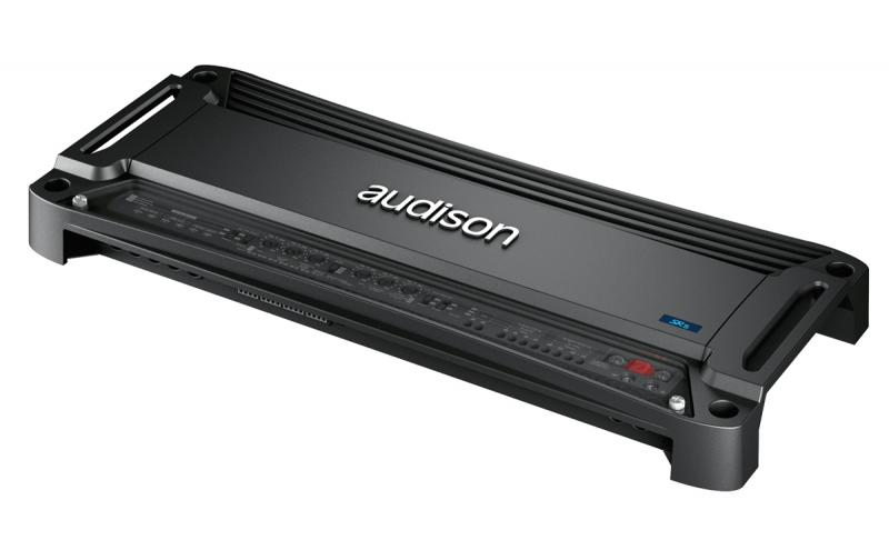 Audison SR 5 - 5-Kanal-Verstärker 5 CHANNEL AMPLIFIER Ausstellungsstück