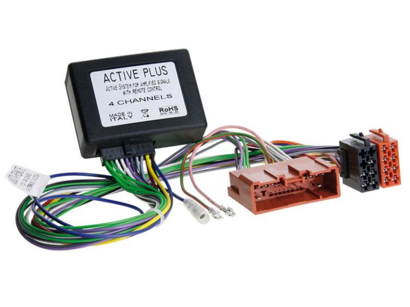 ACV 1173-50 Aktivsystemadapter Mazda / BOSE Soundsystem
