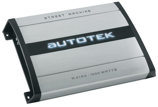 A4150 4-channel Autotek Autotek Street Machine AMP A 4150