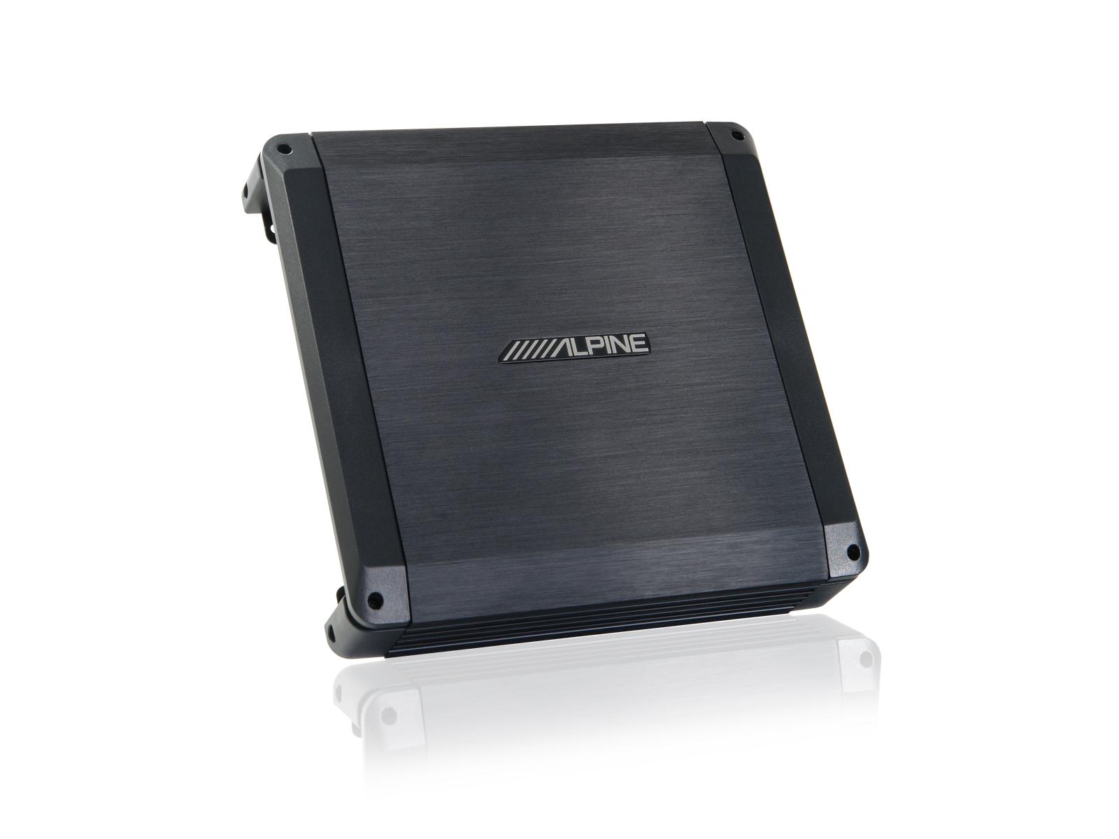 Alpine BBX-T600 2-Kanal Verstärker 300 Watt Amplifier