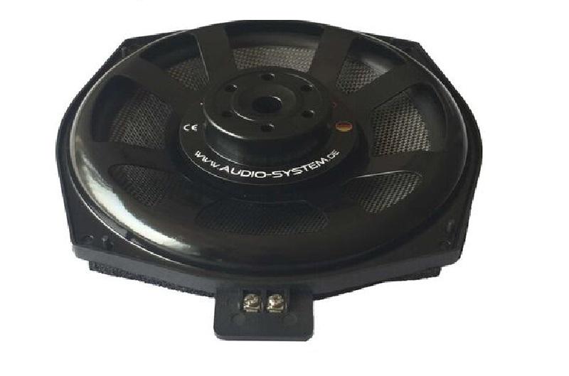 Audio System AX 08 BMW PLUS  EVO  für alle E und F BMW Modelle Spezial 200mm BMW Hochleistungs-Woofer 1 Paar / 2 Stück