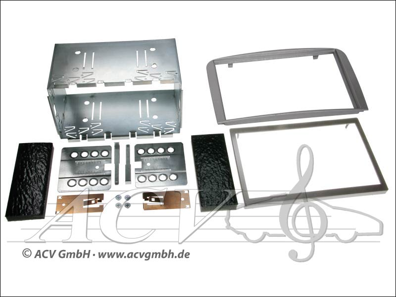 ACV 381001-07 Double DIN installation kit Alfa 147 / GT
